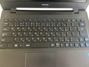 マウスコンピューターキーボード