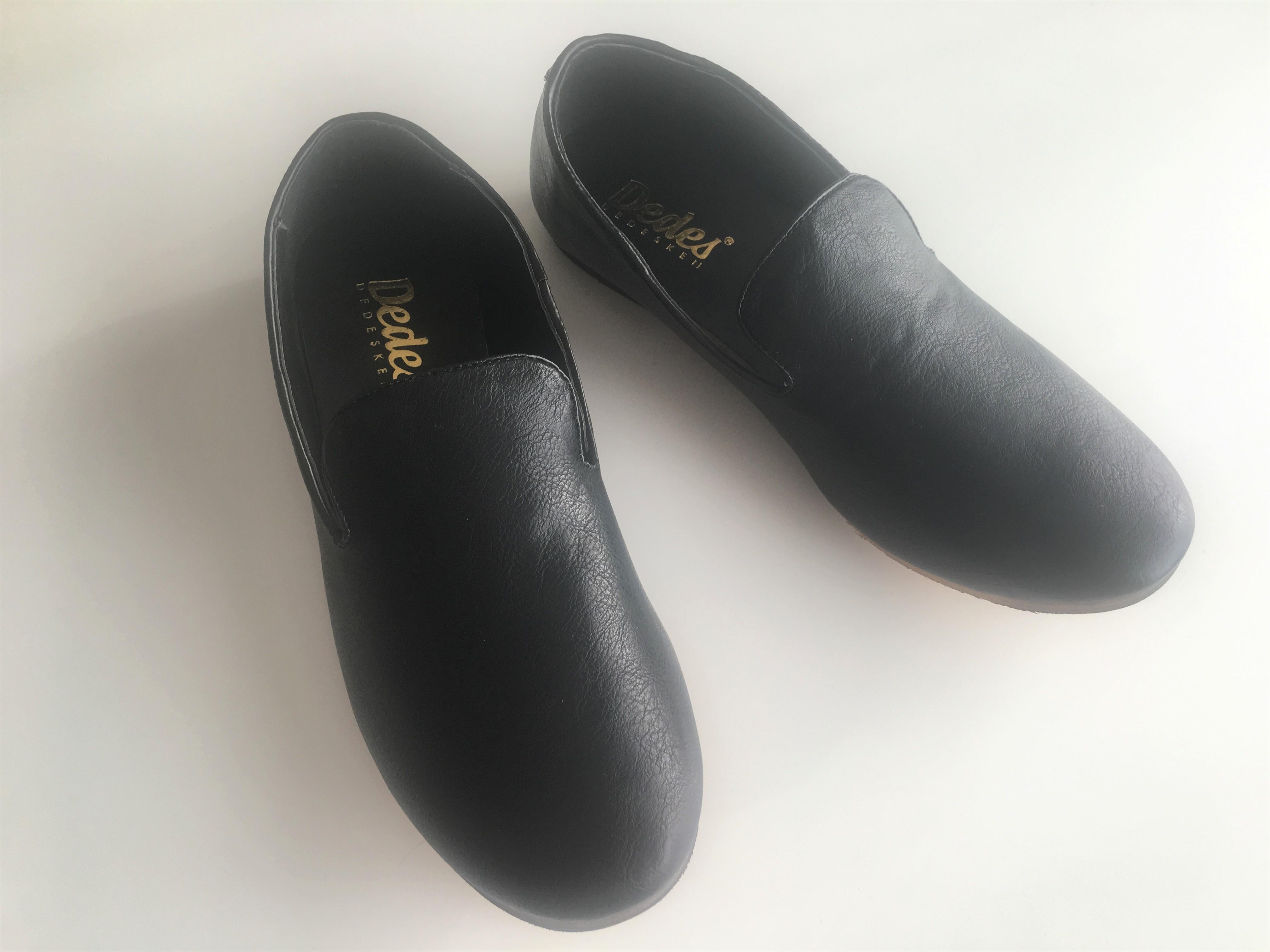 デデスの靴を辛口レビュー|サイズ感と履き心地について