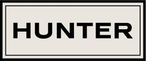 ハンター レインブーツ ロゴ