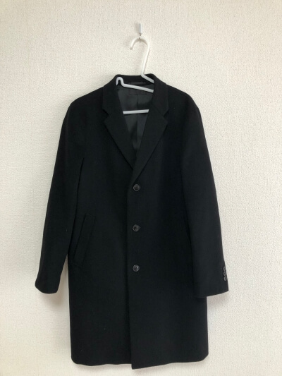 ユニクロウールカシミヤチェスターコートを着てみた感想