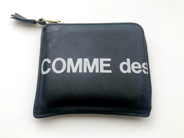 コムデギャルソンの財布の耐久度