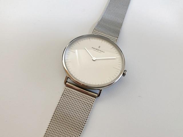 nordgreen腕時計正面