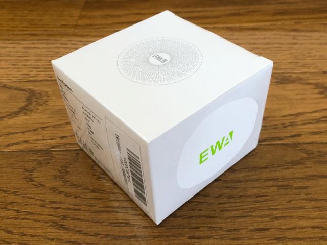 ewaのスピーカーA106の保証